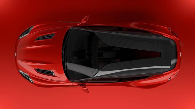 Aston Martin Vanquish Zagato Shooting Brake: Xe vừa sang chảnh vừa thực dụng - Ảnh 2.
