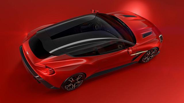 Aston Martin Vanquish Zagato Shooting Brake: Xe vừa sang chảnh vừa thực dụng - Ảnh 3.