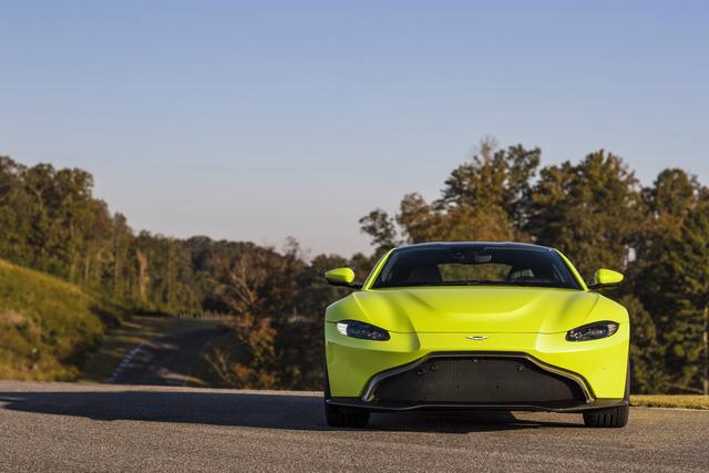 Aston Martin Vantage 2019 phá bỏ giới hạn trong thiết kế - Ảnh 6.