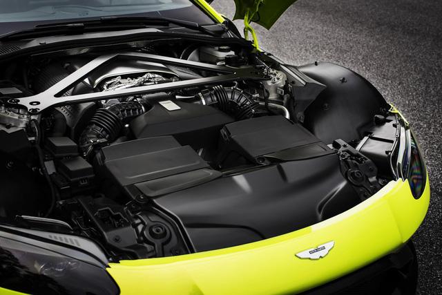 Aston Martin Vantage 2019 phá bỏ giới hạn trong thiết kế - Ảnh 2.