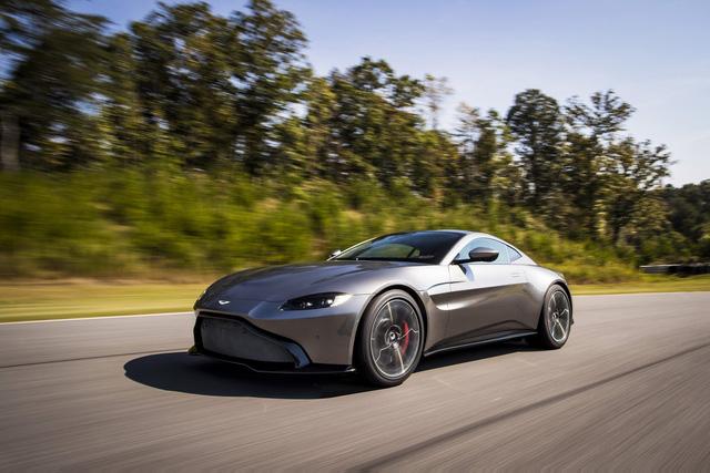 Aston Martin Vantage 2019 phá bỏ giới hạn trong thiết kế - Ảnh 3.