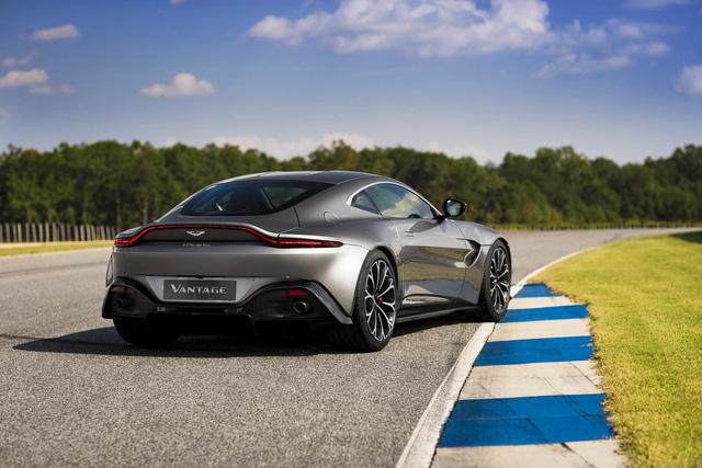 Aston Martin Vantage 2019 phá bỏ giới hạn trong thiết kế - Ảnh 4.