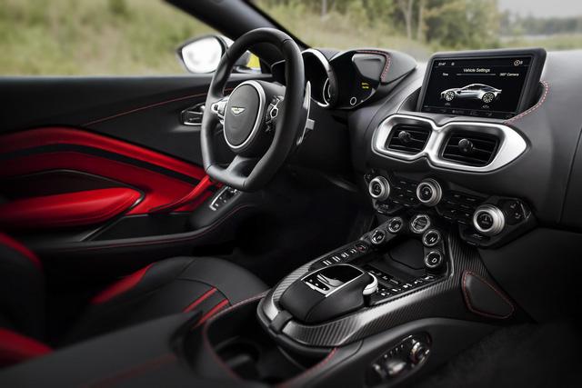 Aston Martin Vantage 2019 phá bỏ giới hạn trong thiết kế - Ảnh 5.