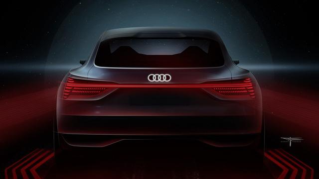Elaine - Hình ảnh xem trước cho xe SUV tự lái đầu tiên của Audi - Ảnh 4.