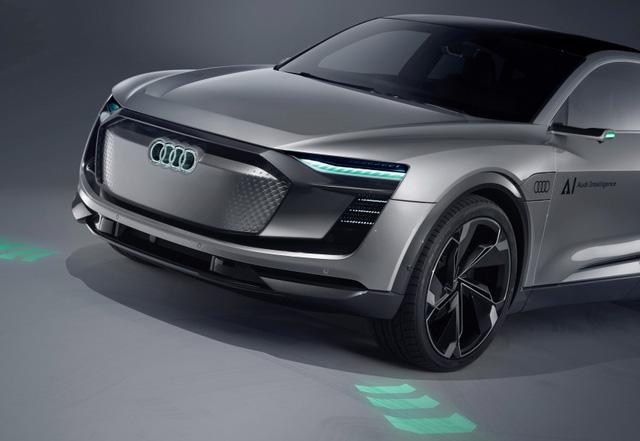 Elaine - Hình ảnh xem trước cho xe SUV tự lái đầu tiên của Audi - Ảnh 6.
