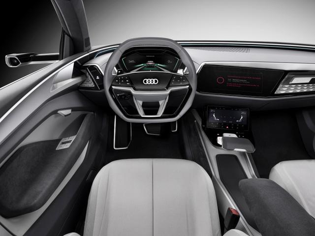 Elaine - Hình ảnh xem trước cho xe SUV tự lái đầu tiên của Audi - Ảnh 9.