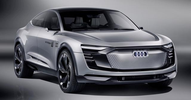 Elaine - Hình ảnh xem trước cho xe SUV tự lái đầu tiên của Audi - Ảnh 2.