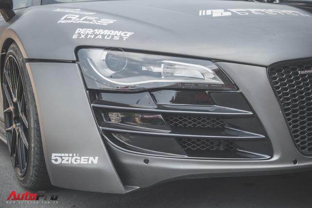 Chiêm ngưỡng Audi R8 độ Prior Design tại Sài Gòn - Ảnh 9.