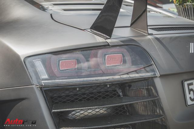 Chiêm ngưỡng Audi R8 độ Prior Design tại Sài Gòn - Ảnh 8.