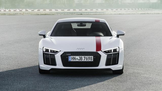 Audi giới thiệu siêu xe R8 V10 phiên bản dẫn động cầu sau, giá từ 3,8 tỷ Đồng - Ảnh 13.