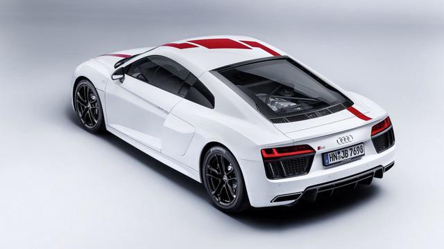 Audi giới thiệu siêu xe R8 V10 phiên bản dẫn động cầu sau, giá từ 3,8 tỷ Đồng - Ảnh 6.