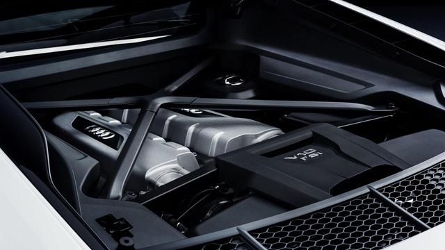 Audi giới thiệu siêu xe R8 V10 phiên bản dẫn động cầu sau, giá từ 3,8 tỷ Đồng - Ảnh 8.