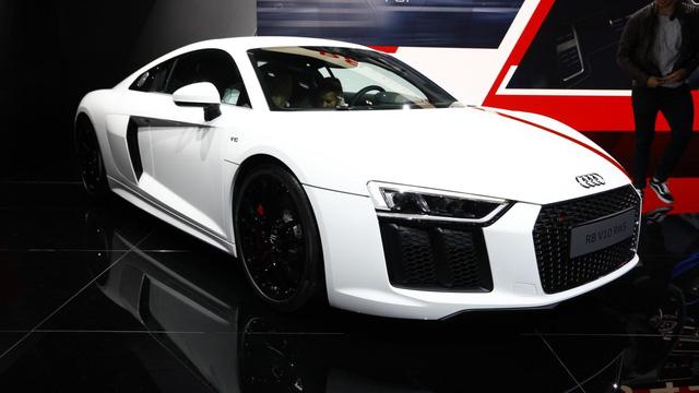 Audi giới thiệu siêu xe R8 V10 phiên bản dẫn động cầu sau, giá từ 3,8 tỷ Đồng - Ảnh 3.
