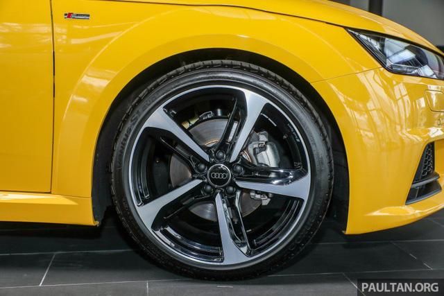 Audi TT 2.0 Black Edition 2018 có giá 77.858 USD tại Malaysia - Ảnh 7.