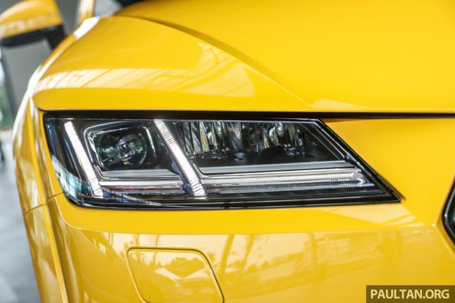 Audi TT 2.0 Black Edition 2018 có giá 77.858 USD tại Malaysia - Ảnh 17.