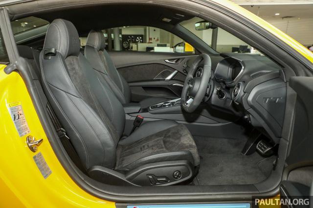 Audi TT 2.0 Black Edition 2018 có giá 77.858 USD tại Malaysia - Ảnh 14.