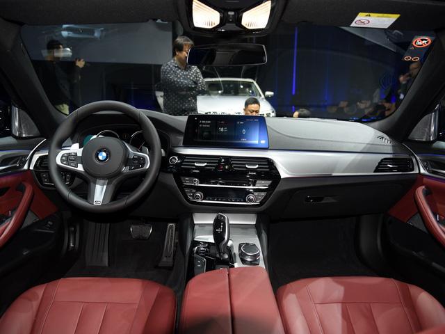 Chi tiết xe sang khiến nhiều người phát thèm BMW 5-Series Li 2017 - Ảnh 10.