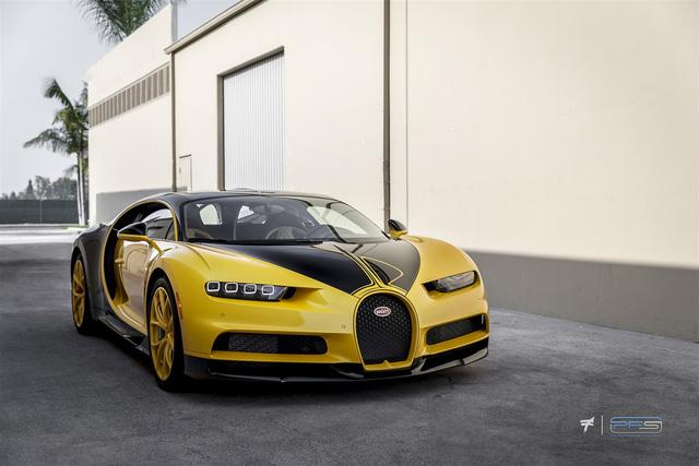 Hé lộ bộ sưu tập siêu xe cực khủng của chủ nhân chiếc Bugatti Chiron đang gây xôn xao mạng xã hội - Ảnh 4.