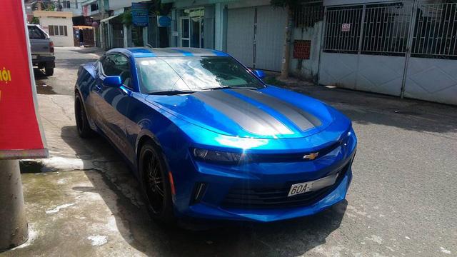Tay chơi Đồng Nai tậu Chevrolet Camaro 2017 trị giá 2,7 tỷ Đồng - Ảnh 3.