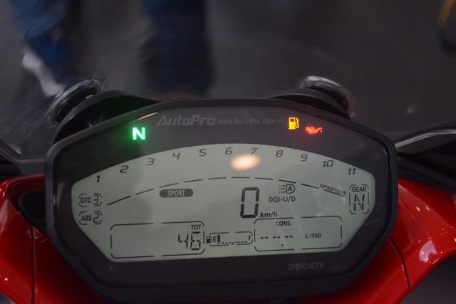 Cận cảnh Ducati SuperSport 2017 phiên bản S có giá 571 triệu Đồng - Ảnh 17.