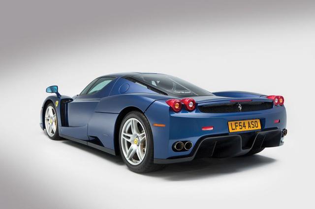 Hàng hiếm Ferrari Enzo với màu sơn cực độc được bán với giá 53,6 tỷ Đồng - Ảnh 3.