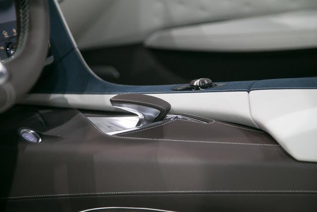 Infiniti QX50 Concept - SUV hạng sang cạnh tranh với Porsche Macan - Ảnh 8.
