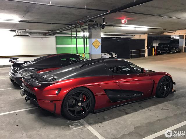 Lần đầu bắt gặp siêu xe không hộp số Koenigsegg Regera ngoài đời thực - Ảnh 4.