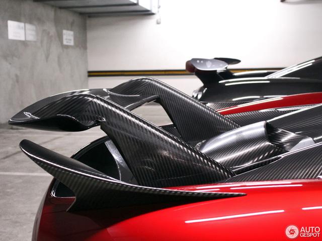 Lần đầu bắt gặp siêu xe không hộp số Koenigsegg Regera ngoài đời thực - Ảnh 10.