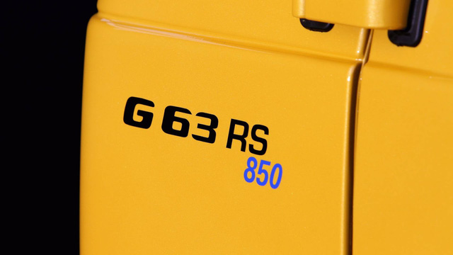Nhà độ Đức bơm thêm 306 mã lực cho ông vua địa hình Mercedes-Benz G63 AMG - Ảnh 3.