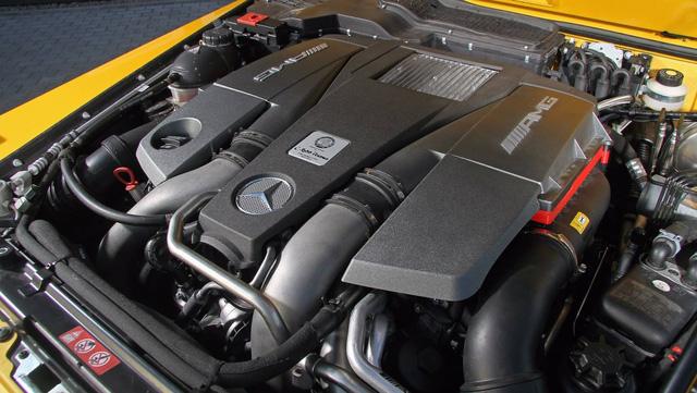 Nhà độ Đức bơm thêm 306 mã lực cho ông vua địa hình Mercedes-Benz G63 AMG - Ảnh 5.
