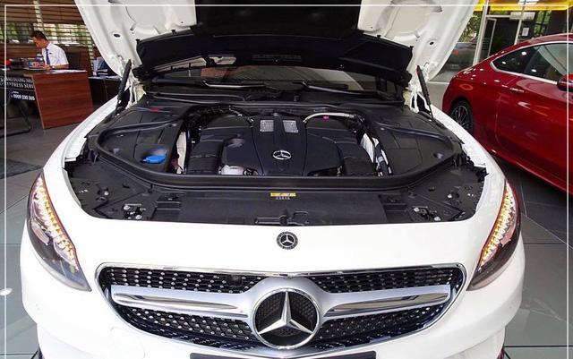 Mercedes-Benz S400 4Matic Coupe đầu tiên cập bến Việt Nam, giá 6,1 tỷ Đồng - Ảnh 5.