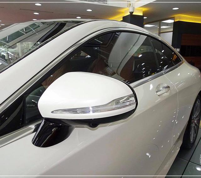 Mercedes-Benz S400 4Matic Coupe đầu tiên cập bến Việt Nam, giá 6,1 tỷ Đồng - Ảnh 15.