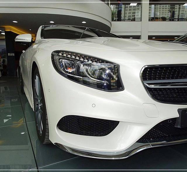Mercedes-Benz S400 4Matic Coupe đầu tiên cập bến Việt Nam, giá 6,1 tỷ Đồng - Ảnh 14.
