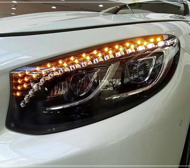 Mercedes-Benz S400 4Matic Coupe đầu tiên cập bến Việt Nam, giá 6,1 tỷ Đồng - Ảnh 10.