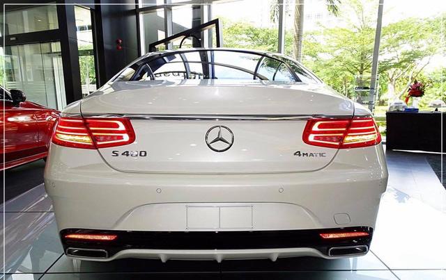 Mercedes-Benz S400 4Matic Coupe đầu tiên cập bến Việt Nam, giá 6,1 tỷ Đồng - Ảnh 9.