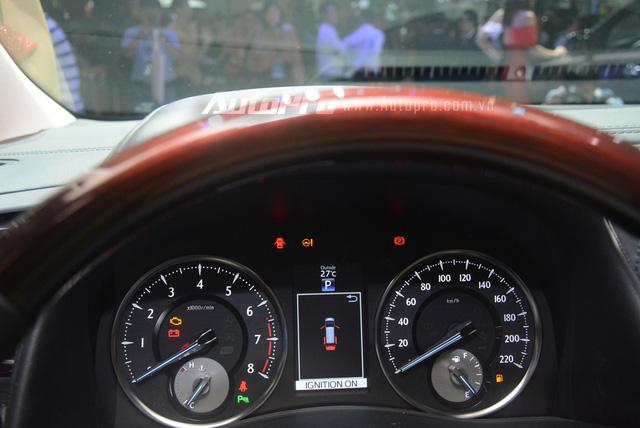 Chi tiết chuyên cơ mặt đất Toyota Alphard phân phối chính hãng 3,533 tỷ Đồng - Ảnh 15.