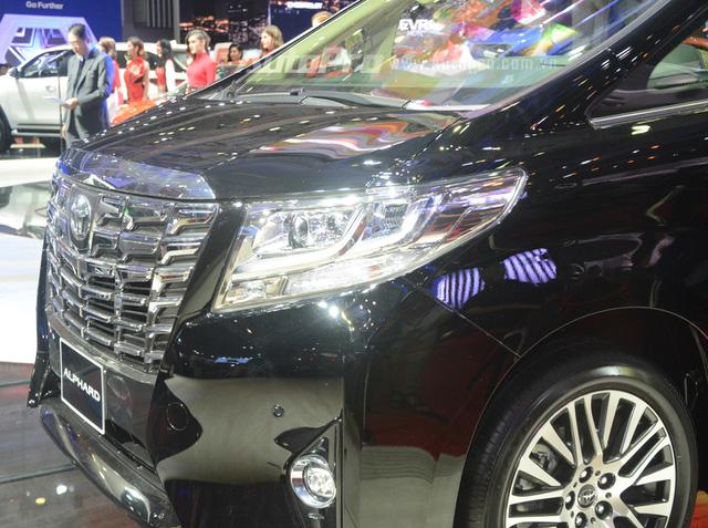 Chi tiết chuyên cơ mặt đất Toyota Alphard phân phối chính hãng 3,533 tỷ Đồng - Ảnh 7.