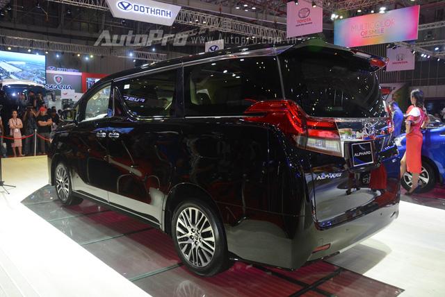 Chi tiết chuyên cơ mặt đất Toyota Alphard phân phối chính hãng 3,533 tỷ Đồng - Ảnh 4.