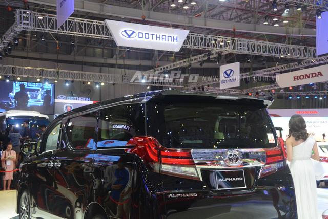 Chi tiết chuyên cơ mặt đất Toyota Alphard phân phối chính hãng 3,533 tỷ Đồng - Ảnh 5.