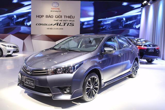 Năm 2016, Người Việt mua hơn 57 ngàn xe Toyota - Ảnh 1.