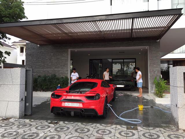 Cư dân mạng xôn xao cặp đôi siêu xe độ khủng, biển VIP của một doanh nhân Đà Nẵng - Ảnh 6.