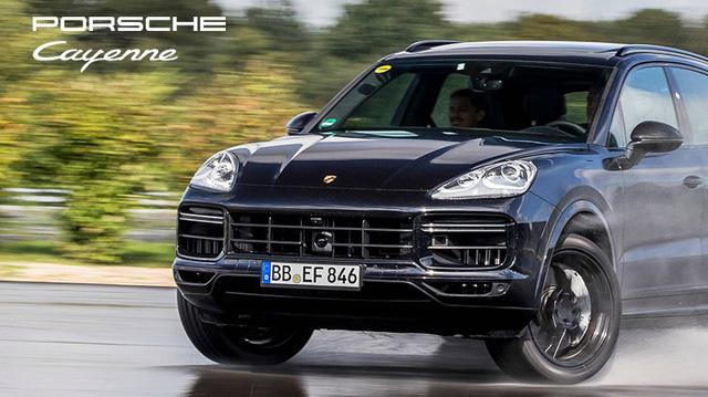 Mổ xẻ Porsche Cayenne 2018: Đột phá công nghệ trong từng tiểu tiết