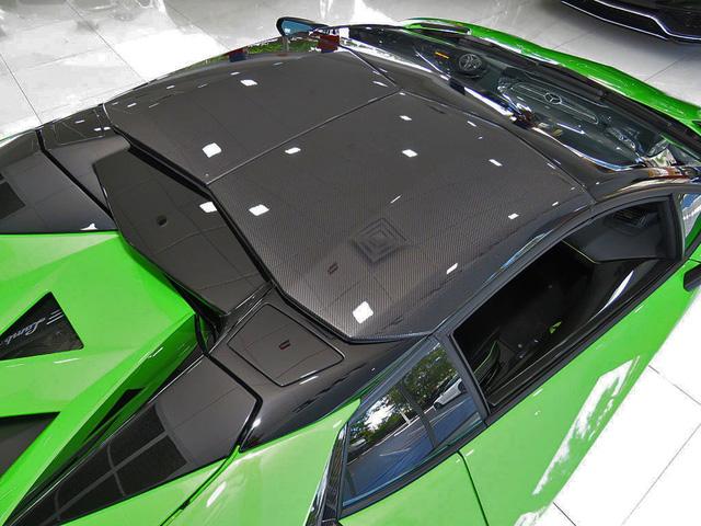 Lamborghini Aventador SV Roadster màu độc nhất thế giới tìm chủ mới - Ảnh 3.