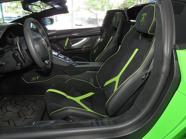 Lamborghini Aventador SV Roadster màu độc nhất thế giới tìm chủ mới - Ảnh 7.