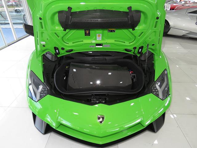 Lamborghini Aventador SV Roadster màu độc nhất thế giới tìm chủ mới - Ảnh 5.