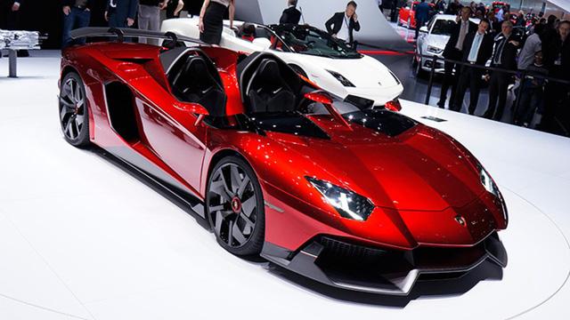 Điểm lại những concept Lamborghini táo bạo nhất trước thềm ra mắt Urus - Ảnh 6.