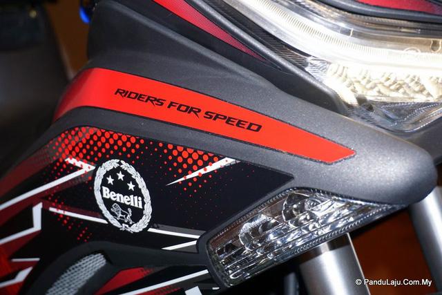 Cận cảnh xe côn tay Benelli RFS150i - đối thủ mới của Yamaha Exciter 150 - Ảnh 2.