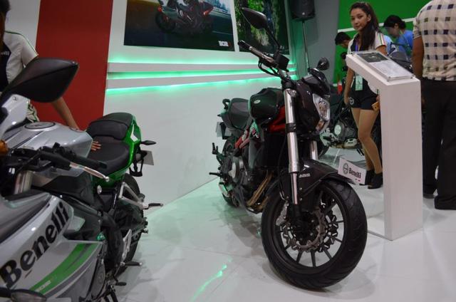 Benelli TNT 300 bản trang bị phanh ABS ra mắt với giá 115 triệu Đồng - Ảnh 3.