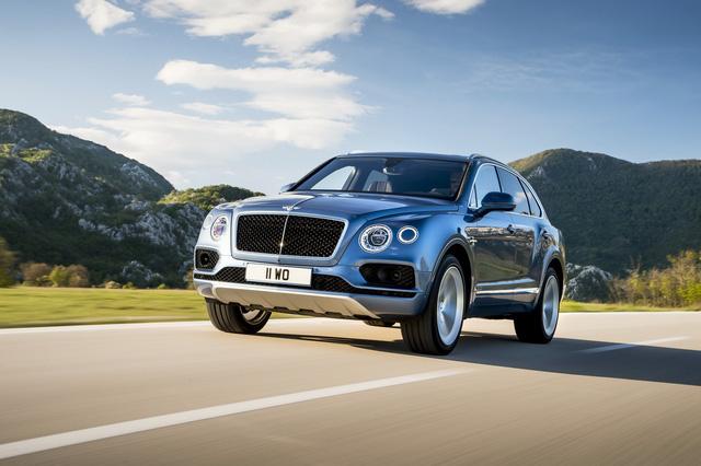 Khi Bentley còn kém cả thương hiệu bình dân - Tương lai bất ổn của thương hiệu xe siêu sang nhất nhì thế giới - Ảnh 1.