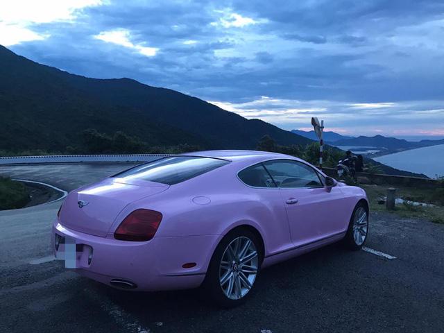 Cư dân mạng xôn xao với chiếc Bentley Continental GT màu hồng có giá rao bán hơn 1 tỷ Đồng - Ảnh 5.